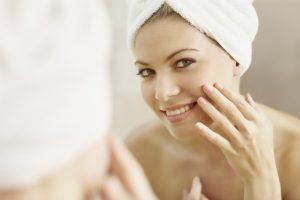 morning skin care