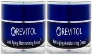 Revitol anti aging cream 2 month supply