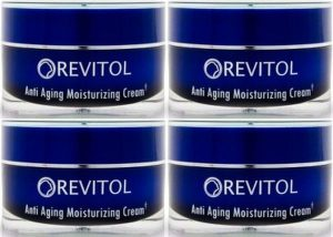 Revitol anti aging cream 4 month supply