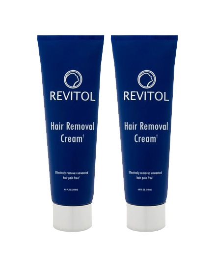 Hair-Removal-Cream-Revitol–2-Month-Kit