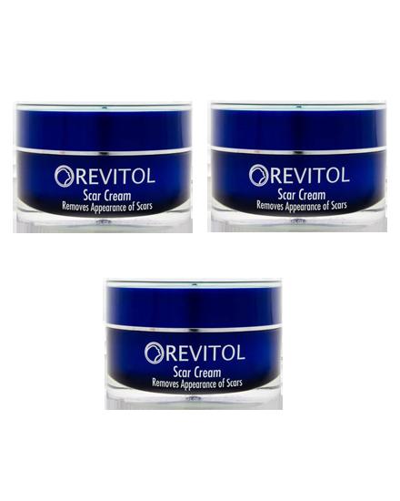 Revitol Acne Scar Cream 3 Month Pack Revitol Us