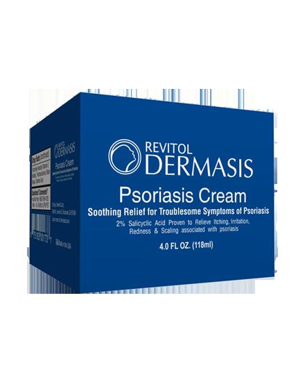 Revitol Dermasis Psoriasis Cream 1 Month Pack Revitol Us