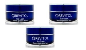 Revitol Scar Removal Cream 3 Month Kit