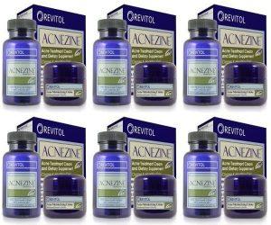Revitol Acnezine 6 Month Kit
