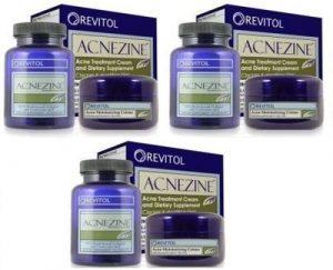 Acnezine Solution 3 month kit