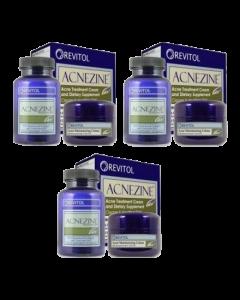 Revitol Acnezine Cream – 3 Month Pack