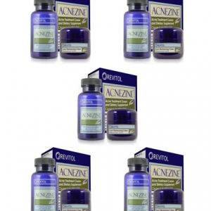 Revitol Acnezine Kit - 5 Month supply