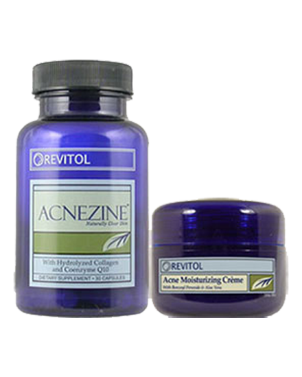 Revitol Acnezine Solution- 1 Month Supply