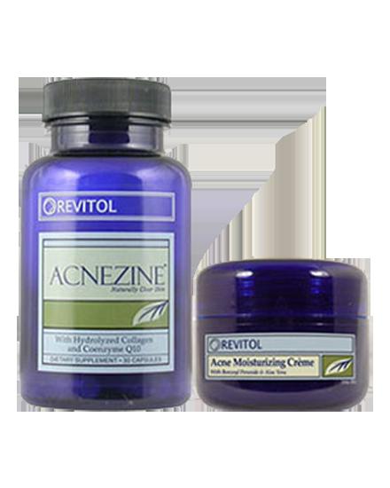 Revitol Acnezine Solution- 1 Month Supply
