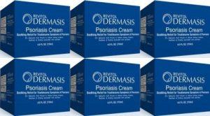 Revitol Dermasis Cream 6 Month Kit