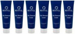 Revitol Hair Removal Cream 6 Month Kit