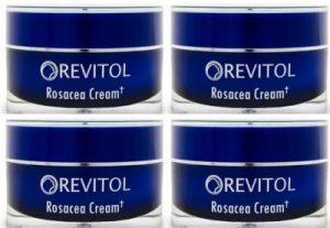 Revitol Rosacea Treatment 4 Month Kit