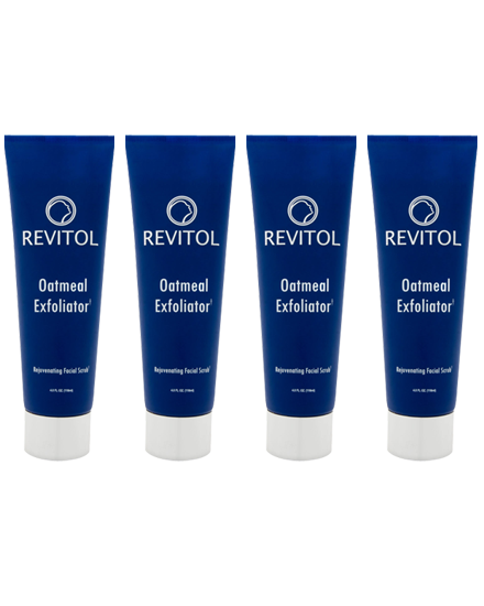 Revitol Skin Exfoliating Cream 3 Month Pack Revitol Us