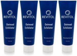 Revitol Skin Exfoliator Cream 4 Month Kit