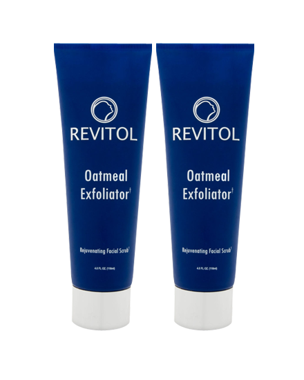 Revitol Skin Exfoliator With Oatmeal