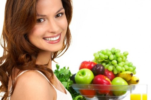 vegan diet for glowing skin