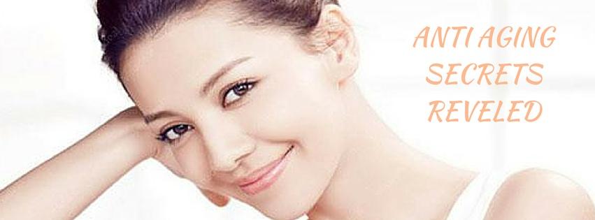Anti Aging Secrets Reveled