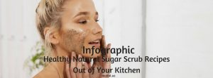 natural sugar scrub recipes