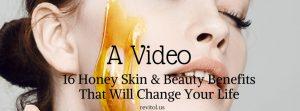 honey skin benefits