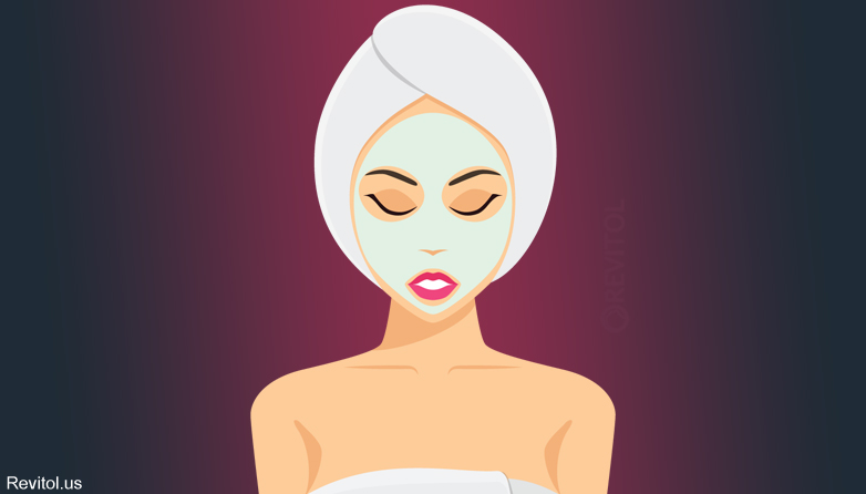 8 Face Masks For Glowing Skin You Need To Try An Infographic